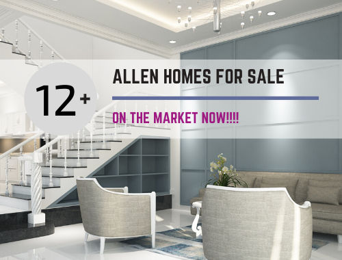 12+ Allen Texas Homes on the Market Now Kelly Pearson Lynda Roundtree Stacey Green LoveJoy ISD